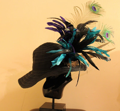 diy derby hat tutorial