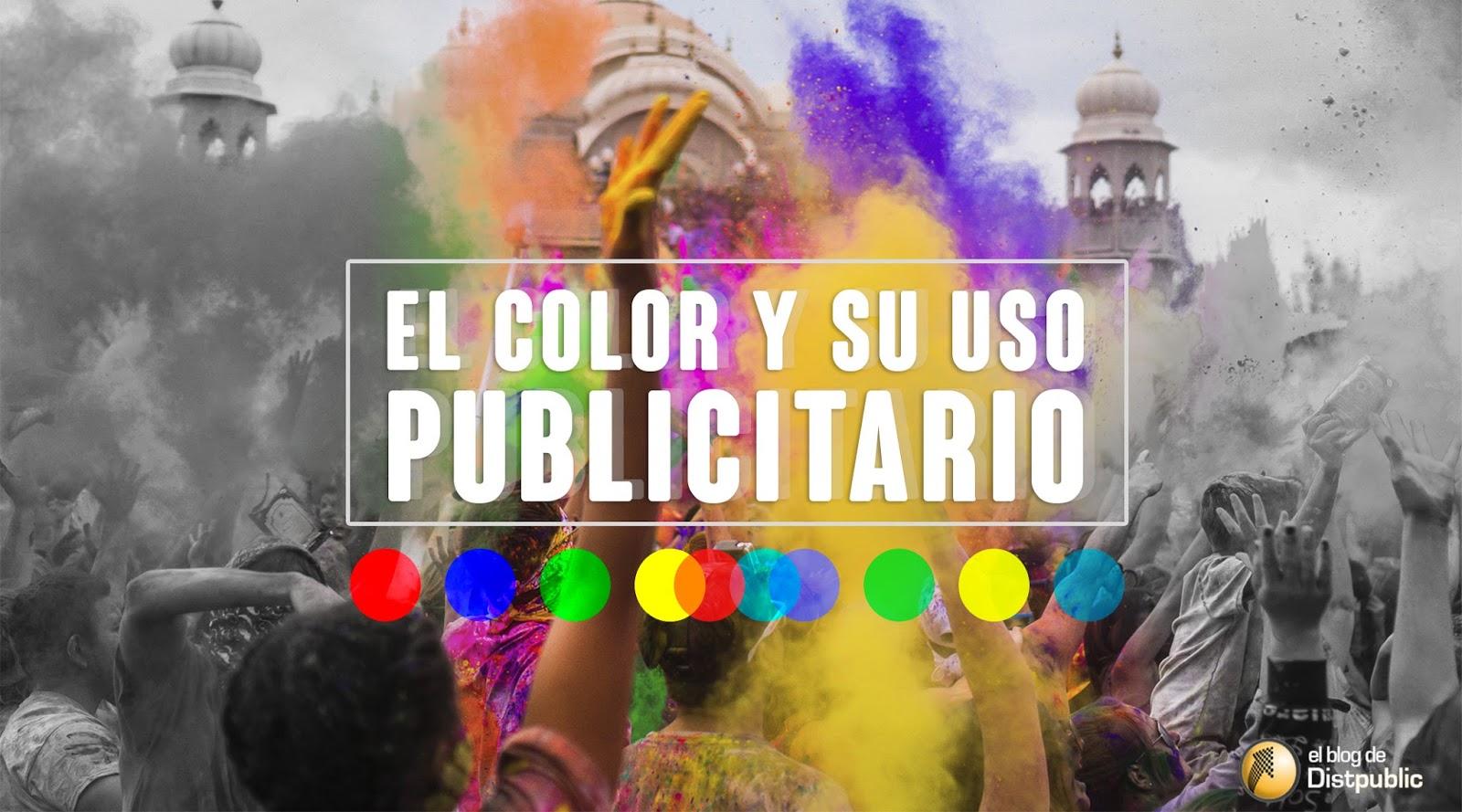 El color y su uso publicitario