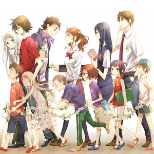 DOWNLOAD ANIME MOVIE Anohana Movie The Flower We Saw That Day BD Subtitle Indonesia INFO