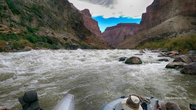 Grand Canyon rafting geology trip travel National Park Arizona Colorado River copyright rocdoctravel.com