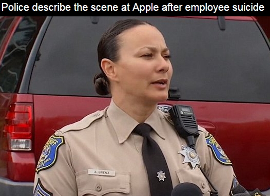 apple employee commits suicide california