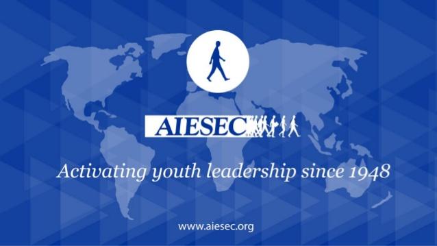 AIESEC, YouthSpeak Forum 2016,