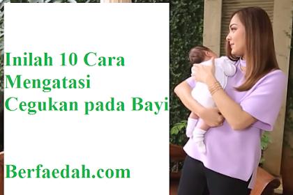 Jangan Panik! Inilah 10 Cara Mengatasi Cegukan pada Bayi