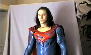 Nicholas Cage Superman Lives documentary