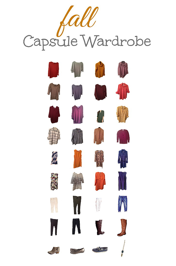 Fall Capsule Wardrobe From H M