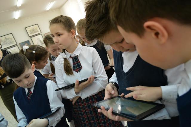 Фото 5. Программа для школьников «Чебоксары: вчера, сегодня, завтра»