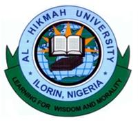 Al-Hikmah university admission letter 2017