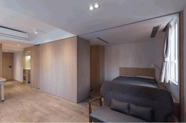 Thiết kế phòng ngủ căn hộ nhỏ