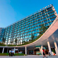 Hotel dekat Bandara Singapore - Changi Airport: Capri by Fraser