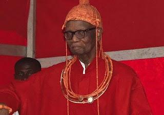 late Oba of Benin, Oba Erediauwa