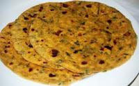 Aloo Methi Paratha ( Potato FenuGreek Paratha) 1