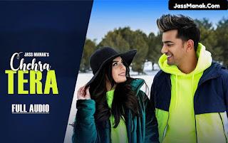 chehra tera jass manak song lyrics, jass manak, suit punjabi, jass manak songs,