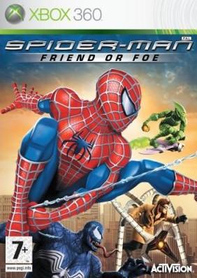 c2412.spidermanfriendorfoe360 - Download Spiderman Friend Or Foe Xbox 360 free