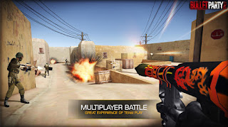 Bullet Party CS 2 v1.1.7 Mod