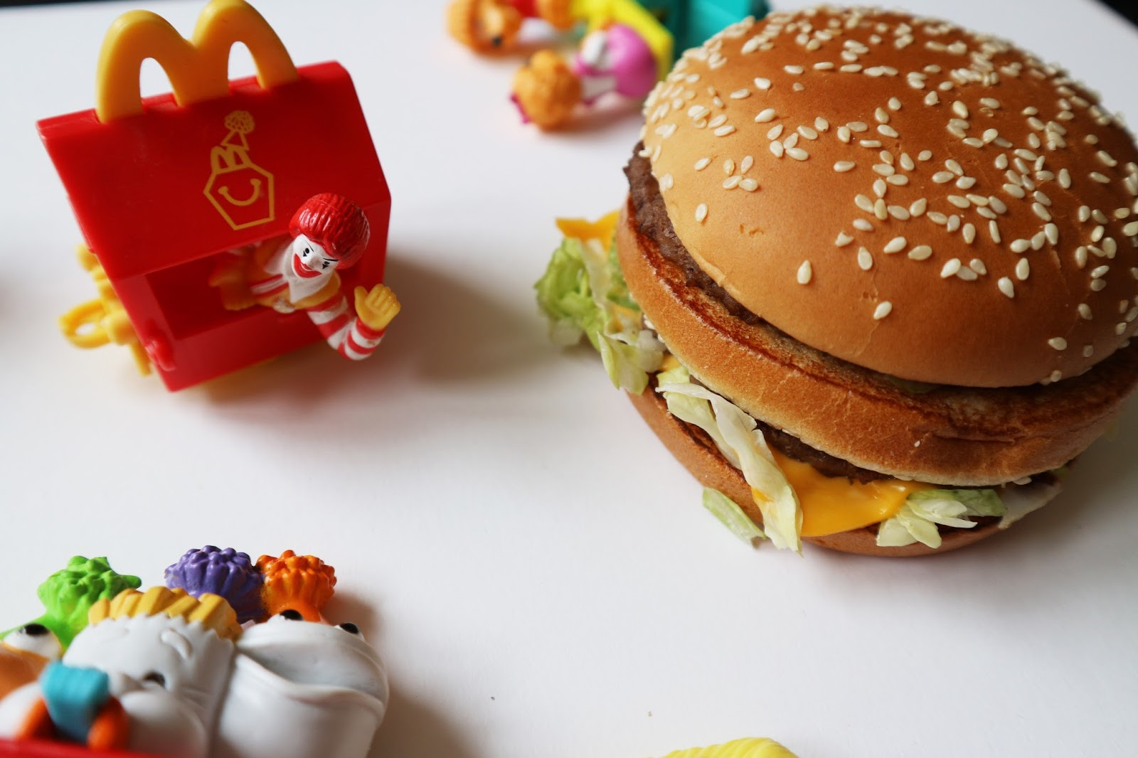 50th Anniversary of McDonald Canada