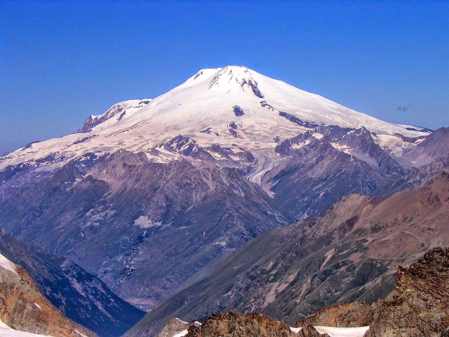 5-five-5: Mount Elbrus (Russia)