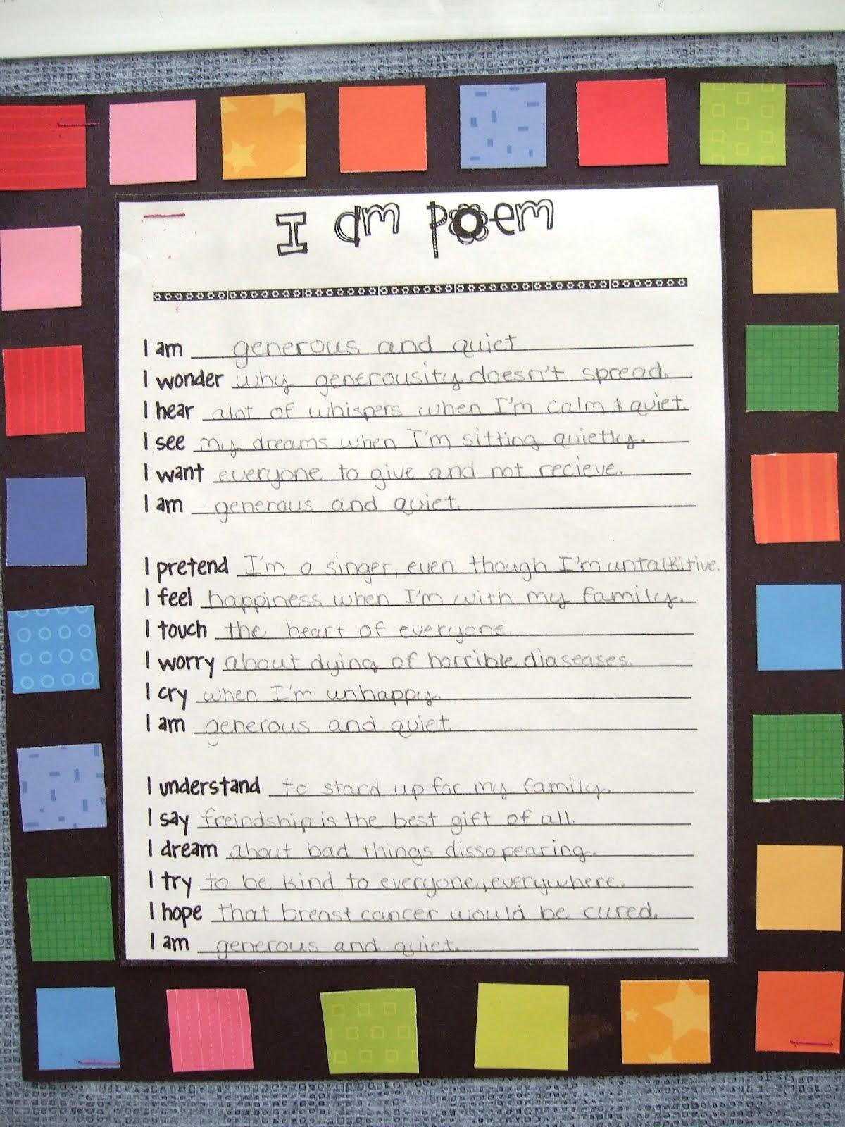 Poetry Teaching High School