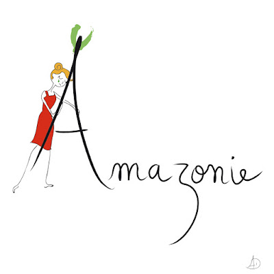 amazonie, forêt, incendie, bolsonaro, bresil, feu, agathe, dessin, illustration, albane devouge, illustratrice,