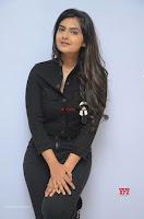 Neha Deshpandey in Black Jeans and Crop Top Cute Pics Must see ~  Exclusive Galleries 026.jpg