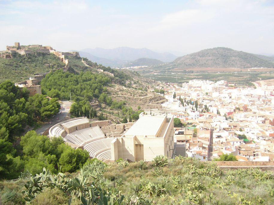 Sagunto Valencia Spania