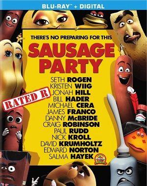 Sausage Party 2016 BRRip BluRay 720p 1080p