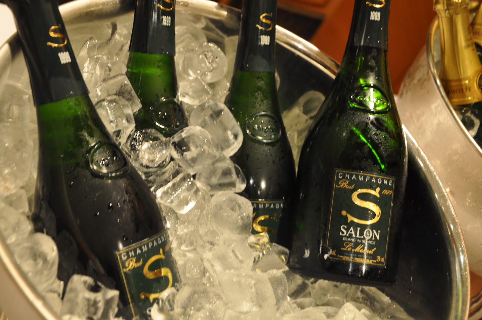 Champagne Salon Interview Didier Depond Champagne Salon Wine Times