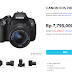 Jenis Dan Harga Kamera DSLR Canon