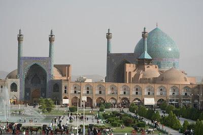 Masjid Shah di Iran