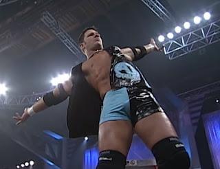 TNA Slammiversary 2005 - AJ Styles