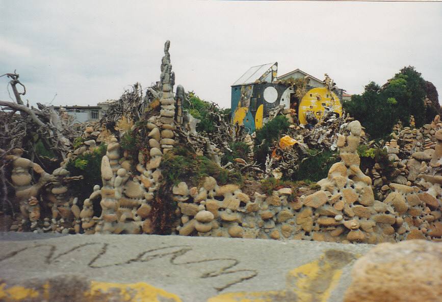 Museo del Alemán de Camelle en Camariñas
