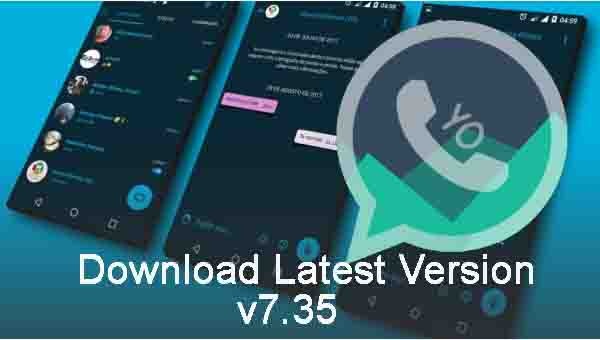 YoWhatsApp Latest Version v7.35 Free Download | For Android Official APK