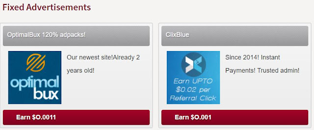 scarletclicks paid to click ad