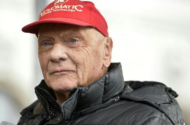 Εφυγε από τη ζωή ο θρύλος του μηχανοκίνητου αθλητισμού Niki Lauda