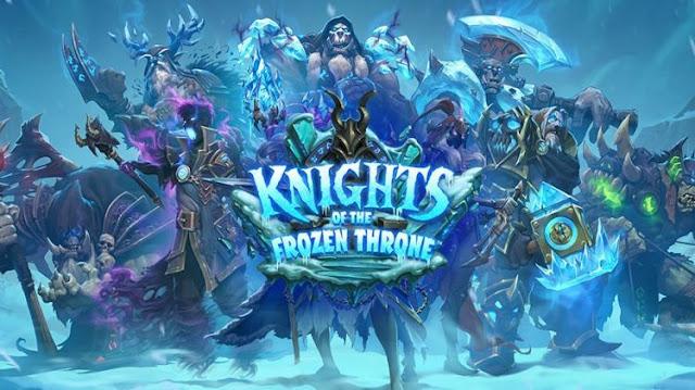 """Hearthstone: expansão """"Cavaleiros do Trono de Gelo"""" já está disponível"""