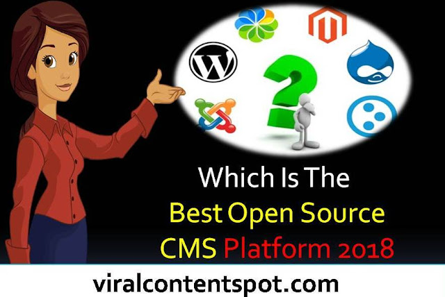 Best Open Source CMS Platform
