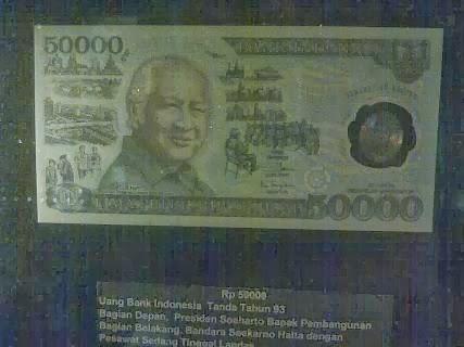 Jenis-Jenis Mata uang yang pernah dipakai di Nusantara