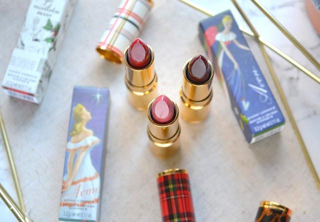 Avon Iconic Lipsticks