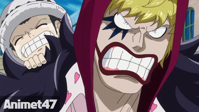 Ảnh trong phim One Piece Special 9 :Cuộc hội ngộ diệu kỳ và kế thừa ý chí 1