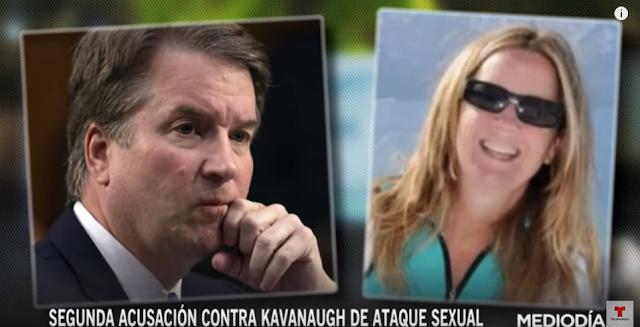 Mujer Acusa a Brett Kavanaugh de agresión sexual | La Historia Completa, Hasta Ahora