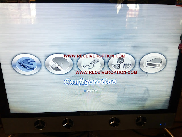 SAMTEL ST-8000PLUS HD RECEIVER BISS KEY OPTION
