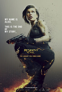 Sinopsis Film Resident Evil: The Final Chapter (2017)