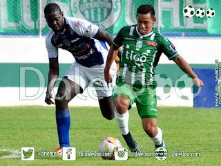 Oriente Petrolero - Rodrigo Vargas - Sport Boys vs Oriente Petrolero 24/04/2016 - DaleOoo.com sitio Club Oriente Petrolero