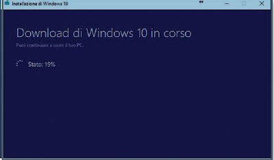 download iso windows 10 in corso