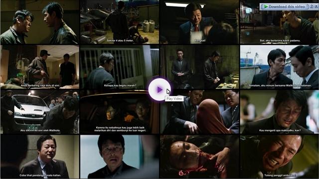 Screenshots Download Film Gratis Asura: The City Of Madness (2016) BluRay 480p MP4 Subtitle Indonesia 3gp