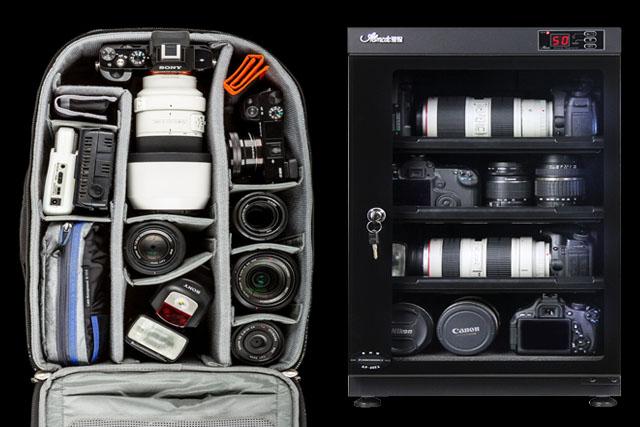 Tas dan Dry Box Kamera