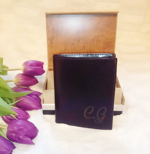 Spersonalizowany portfel, prezent dla mężczyzny, grawerowany portfel, mygiftdna.pl