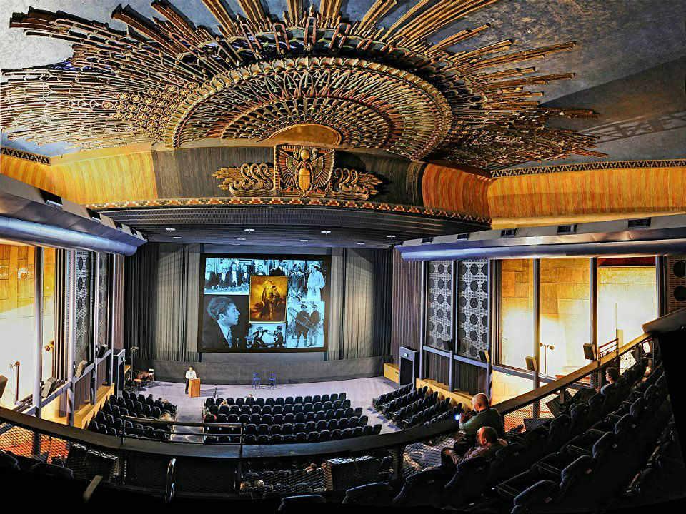 netflix primera sala de cine teatro egipcio grauman