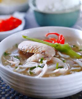 Gambar Resep Soto Ayam Blora