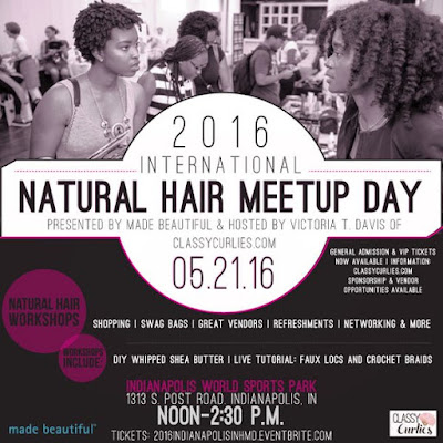 Indianapolis natural hair event