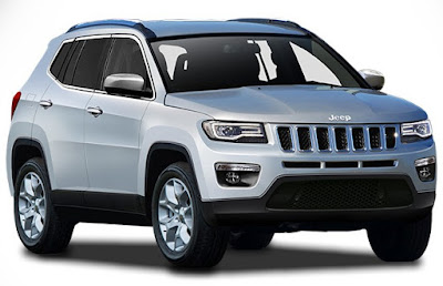2017 Jeep Compass crossover